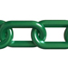 Green Plastic Chain